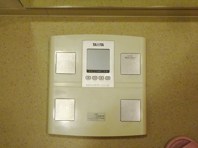 リフィートの体重計