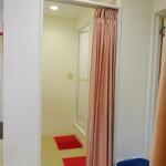リフィート新宿店のシャワールーム