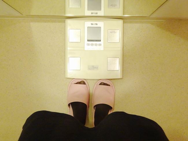 脚やせ専門エステ・リフィート新宿店のロッカールーム
