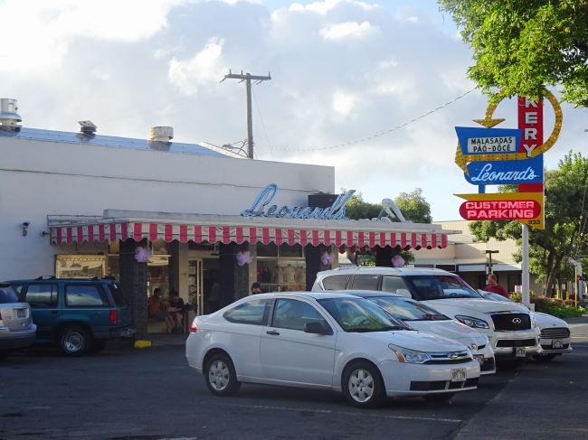 レナーズ・ベーカリー Leonard's Bakery