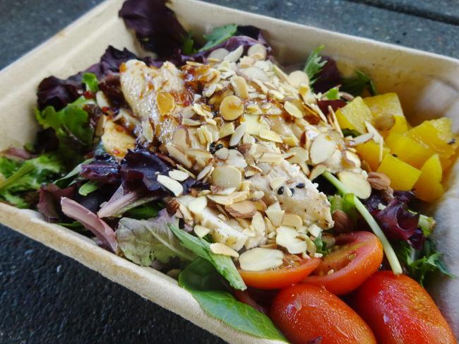 TUCKER BEVVY Picnic Food(タッカー&ベヴィー・ピクニックフード)サラダ