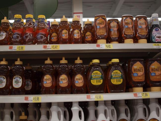 ハワイのお土産に人気のハチミツ