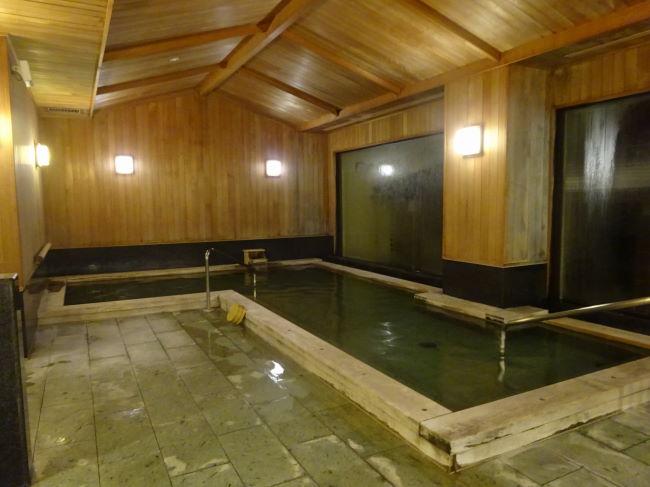 若竹の庄 内風呂