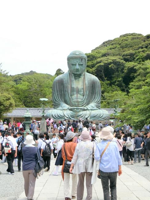 鎌倉大仏 混雑