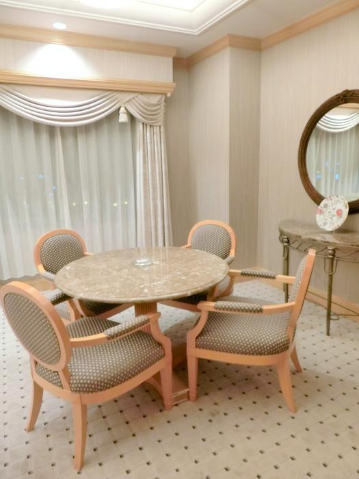 ホテルメトロポリタン長野 スイートルーム