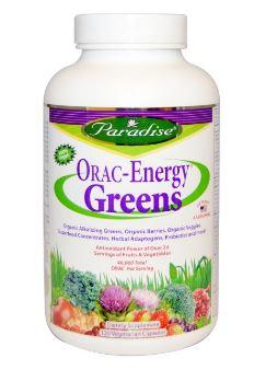 エネルギーグリーン(錠剤カプセル)