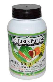 ライナスポーリング博士のマルチビタミン