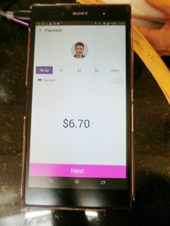 Lyft(リフト)の乗車料金