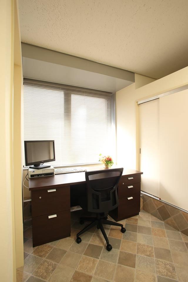 アリシアクリニック新宿西口院 院長室