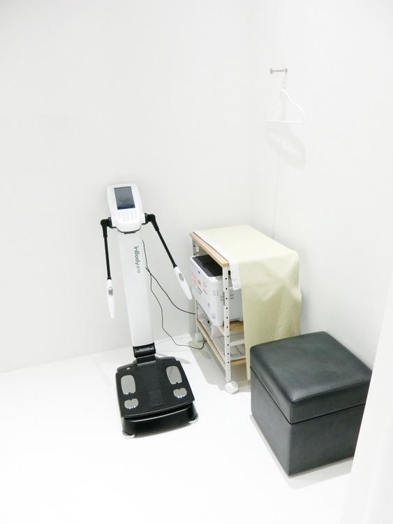 シックスパッドストア 体組成計 測定サービス