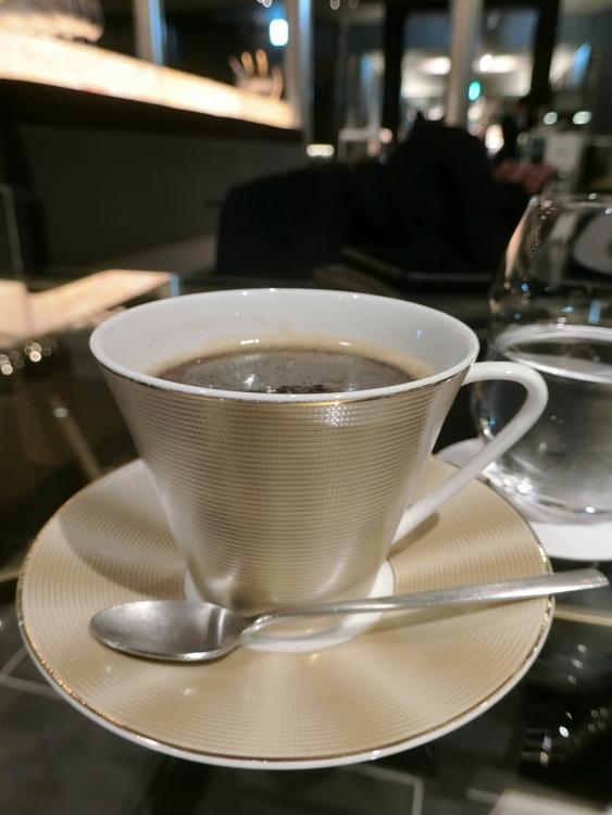 ザ・グラン銀座 コーヒー