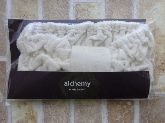 alchemy(アルケミー)プレゼント