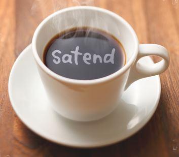 satend