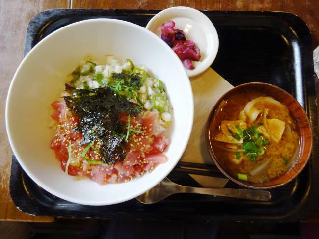 和カフェ yusoshi ランチ