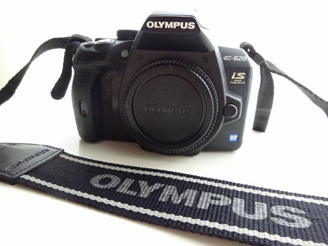 オリンパスE620