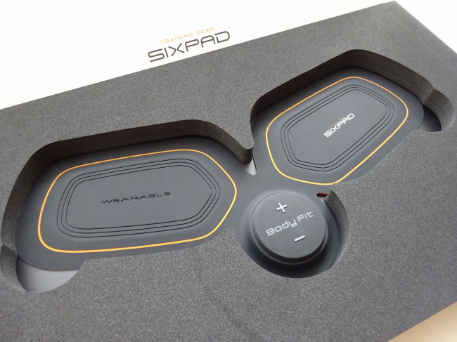 SIXPAD (シックスパッド)Body Fit