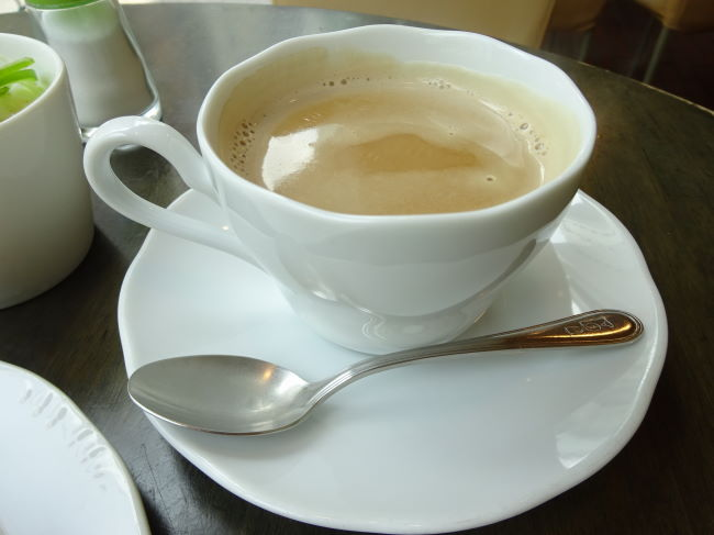 目黒イトウヤコーヒーのモーニングセット