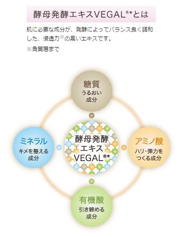 発酵酵母VEGAL(ベガル)とは