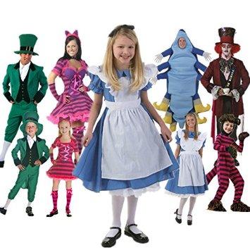 不思議の国のアリス仮装