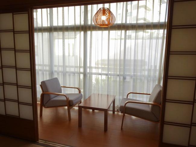 山代温泉・瑠璃光 和室