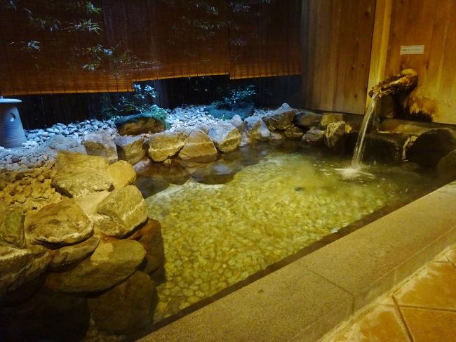 山代温泉 瑠璃光 貸切露天風呂