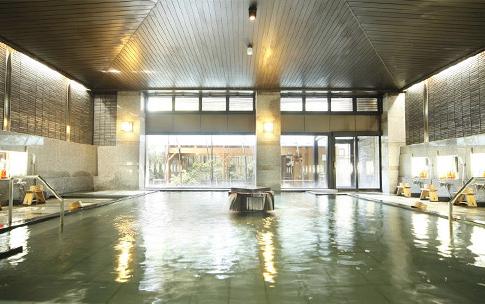 瑠璃光の大浴場