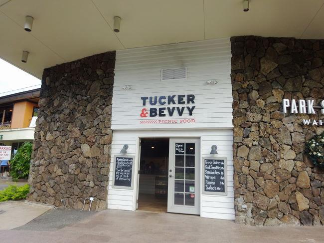 TUCKER BEVVY Picnic Food(タッカー&ベヴィー・ピクニックフード)