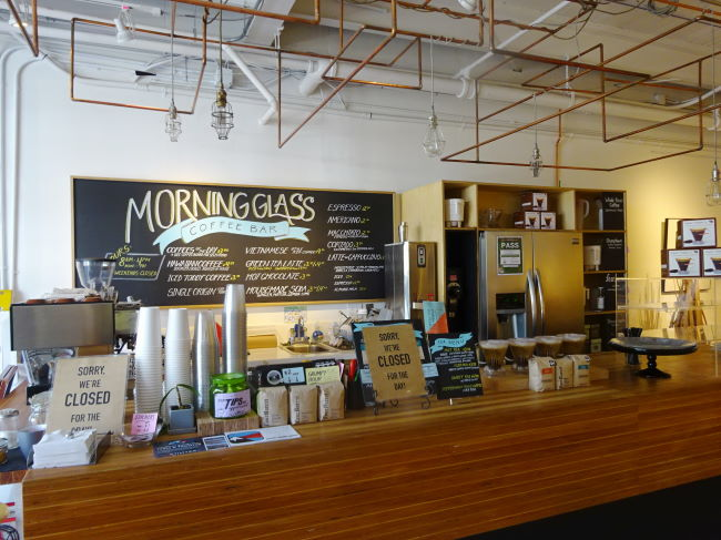 モーニンググラスコーヒー(カカアコ店)