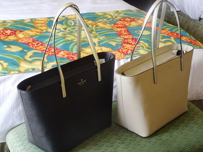 ケイト・スペードのバッグ