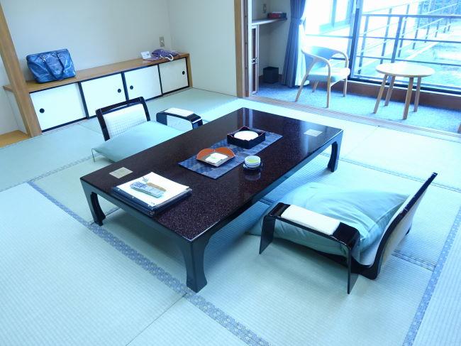 若竹の庄 部屋