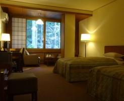 富士屋ホテル 客室内