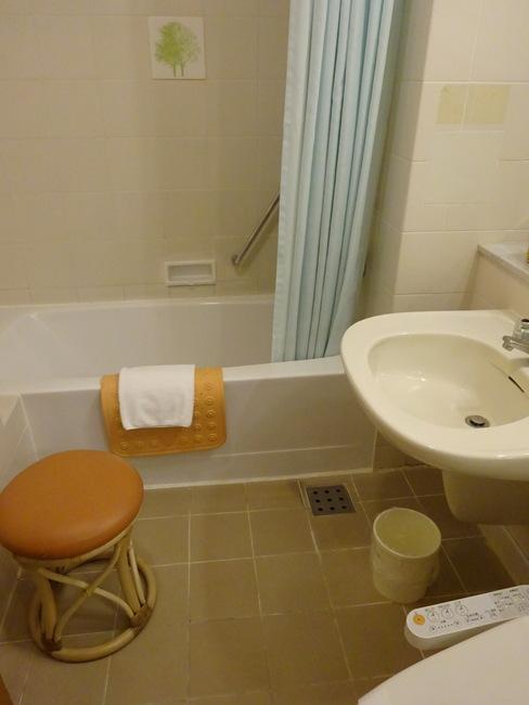 富士屋ホテル バスルーム