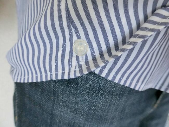 Luftrobe de LESOUK カシュクールシャツ