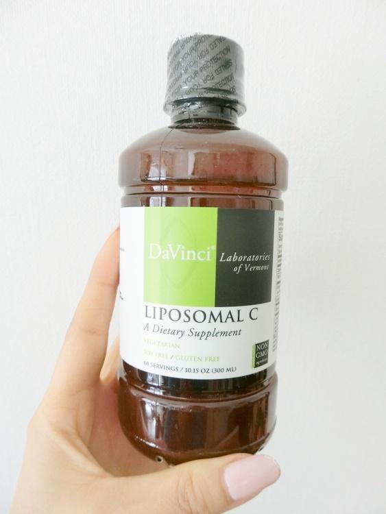 アイハーブ ビタミンC リポソーム