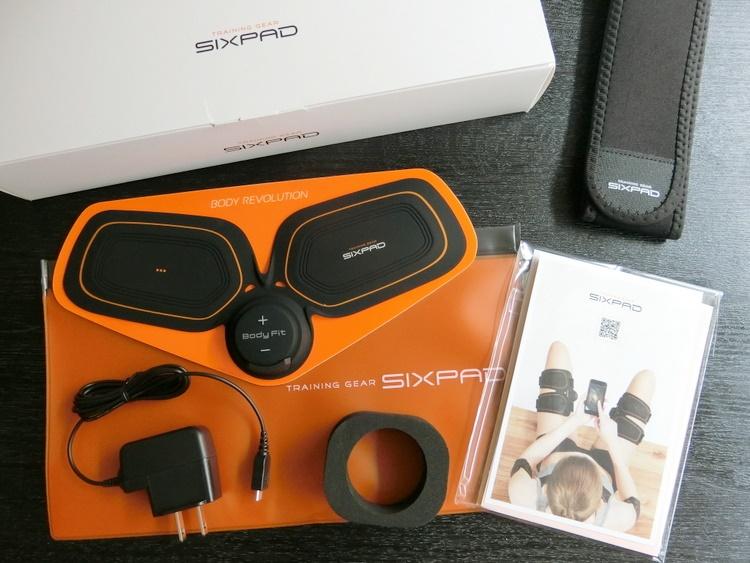 シックスパッド(SIXPAD)ボディフィット2