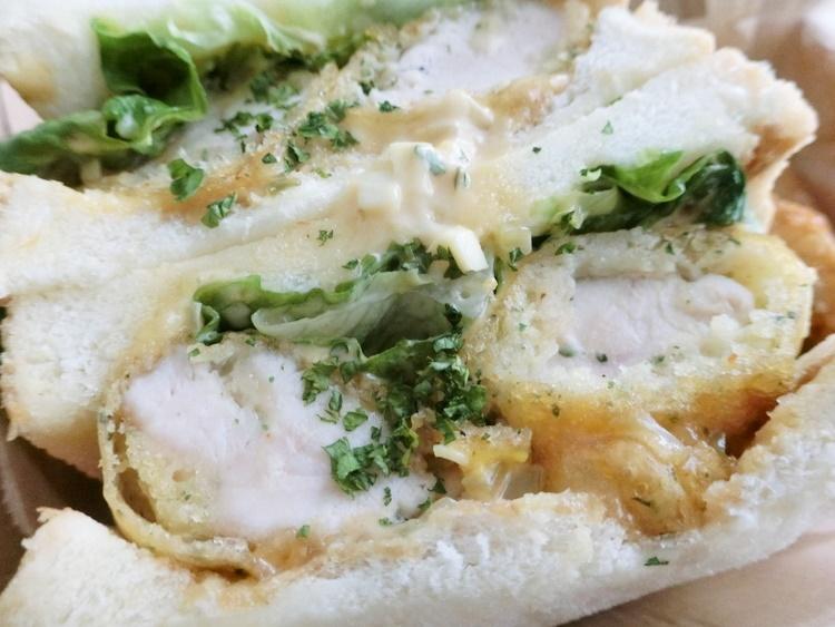 南蛮サンドイッチ