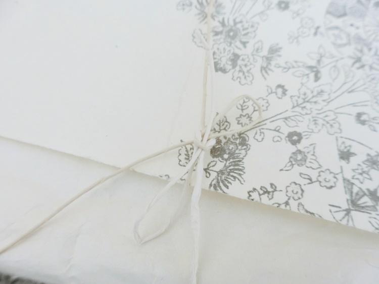 たとう紙の紐