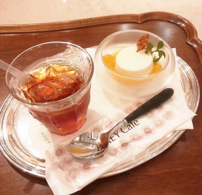 foxeycafe